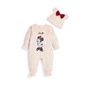 """Rosa """"Disney Minnie Maus"""" Schlafanzugset für Babys (M)"""