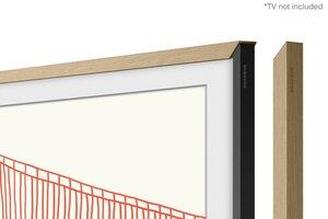 Beiger Rahmen 65 Zoll für The Frame (2021)