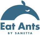 Eat ants by Sanetta Logo