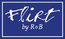 Flirt by R und B Logo