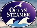 Ocean Steamer Logo