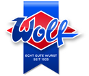 Wolf Fleischwaren Logo