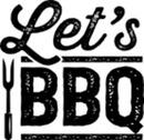 Let's BBQ Logo